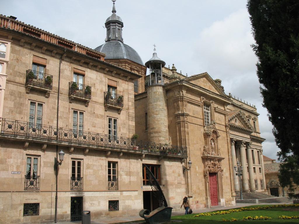 Университет Саламанки