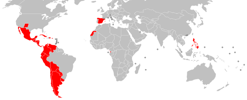 Испанский язык в мире