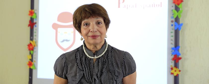 Преподаватель испанского Татьяна Шишкова